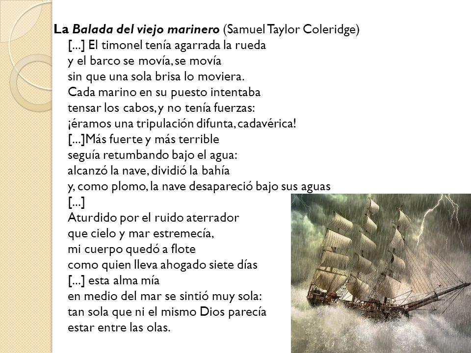 La Balada del viejo marinero (Samuel Taylor Coleridge) [